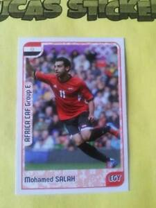 newest collection 9ecb1 efb70 Details about Mohamed SALAH Egypt Liverpool World Cup 2018 Qualification  School shop