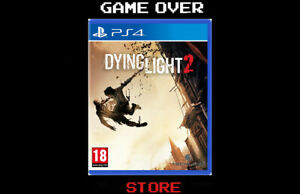 Dying Light 2 Ps4 Playstation 4 Nuovo ITA Videogame Promo Pre Order