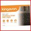 Kingavon-LED-Outdoor-Solar-Net-Light-Black thumbnail 1