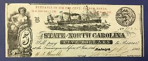 1863-State-Of-North-Carolina-5-00-Civil-War-Money