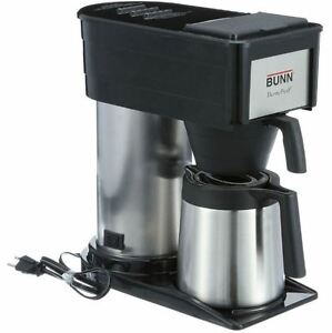Image Is Loading Bunn 10 Cup Stainless Brew Thermal Carafe Home