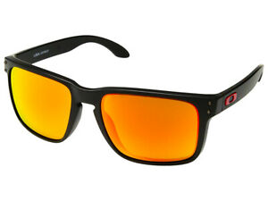Oakley-Holbrook-XL-Sunglasses-OO9417-0459-Matte-Black-Prizm-Ruby