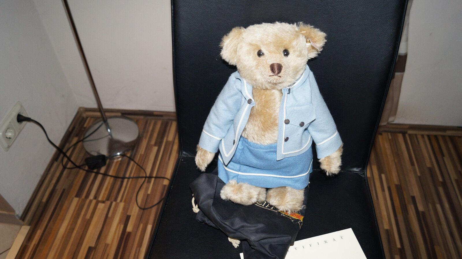 Puppen & Zubehör Roba Kids Puppenkleiderschrank 2-türig Teddy College  NEU Möbel