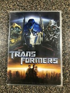 Transformers-DVD-New-Factory-Sealed-Free-Shipping