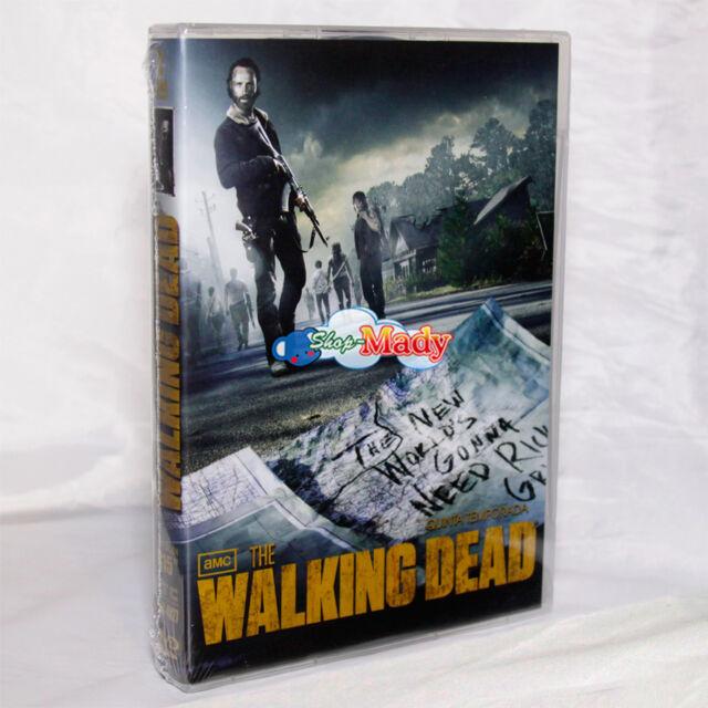 The Walking Dead TEMPORADA 5 DVD Español Latino Región 1 Y 4 for ...