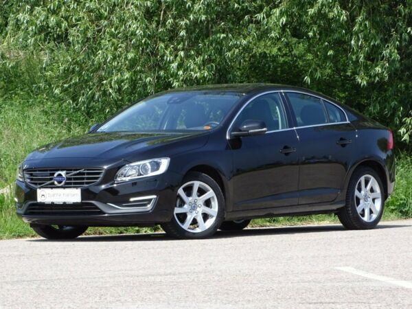 Volvo S60 2,0 D4 190 Momentum aut. billede 0