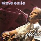 Live at Montreux 2005 by Steve Earle (CD, Jul-2006, Eagle Records (USA))