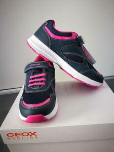Kinder Mädchen Geox Halbschuhe Sneaker Sportschuhe Gr AqgzQ