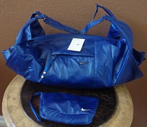 Nike Tote Bag Carry All Bag Victory Gym Bag Deep Royal Blue Women s ... 850ee8a25a803
