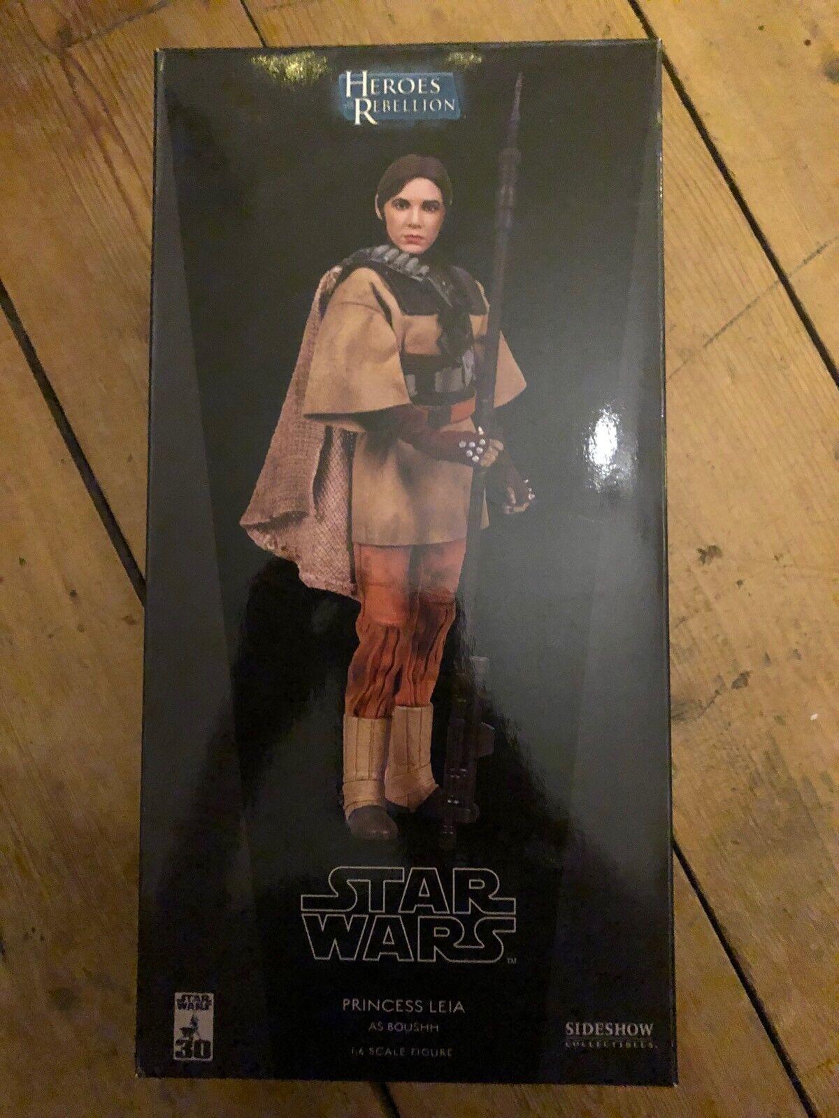 Sideshow    Star Wars Princess Leia As Boushh  AF SSC1078 f4e80b