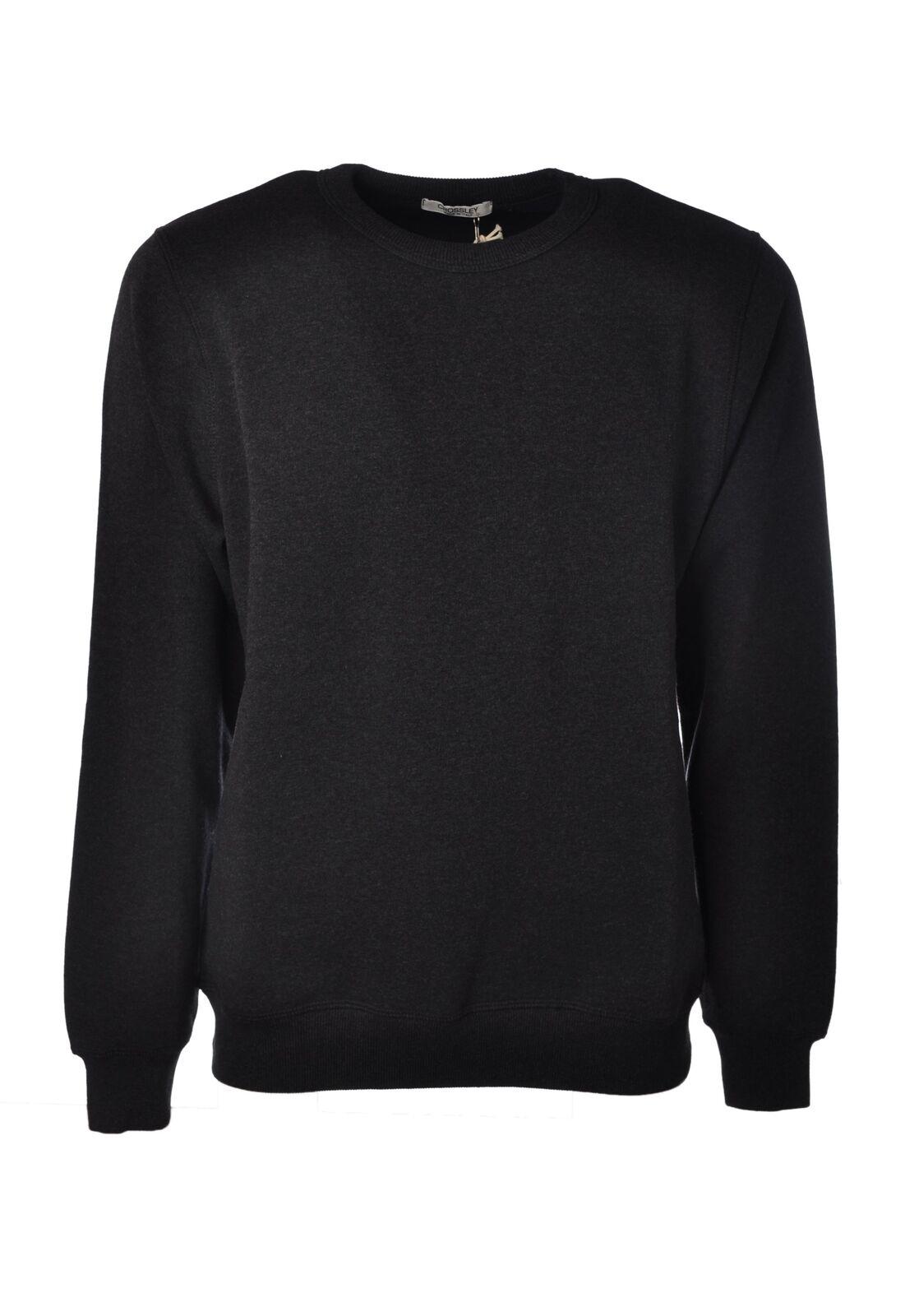 CROSSLEY  -  Sweaters - Male - Grau - 4088429A182336
