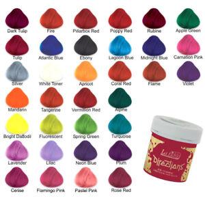 la riche directions semi permanent hair colour dye all colours ebay