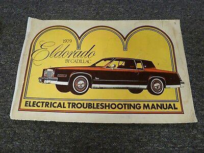 1979 Cadillac Eldorado Sedan Electrical Wiring Diagram ...