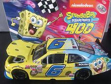 Darrell Bubba Wallace Jr. 2015 SpongeBob SQUAREPANTS Mustang 1/24 NASCAR 1/505