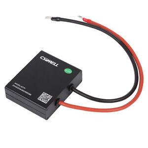 12v super capacitor module 6x100 farad caps engine starting car rh ebay com