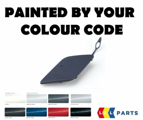 MERCEDES MB R W251 FACELIFT FRONT TOW HOOK EYE COVER PAINTED BY YOUR COLOUR CODE