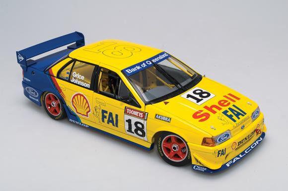 1 18 Biante - 1994 Tooheys Bathurst 1000 - Ford EB Falcon - Grice Johnson