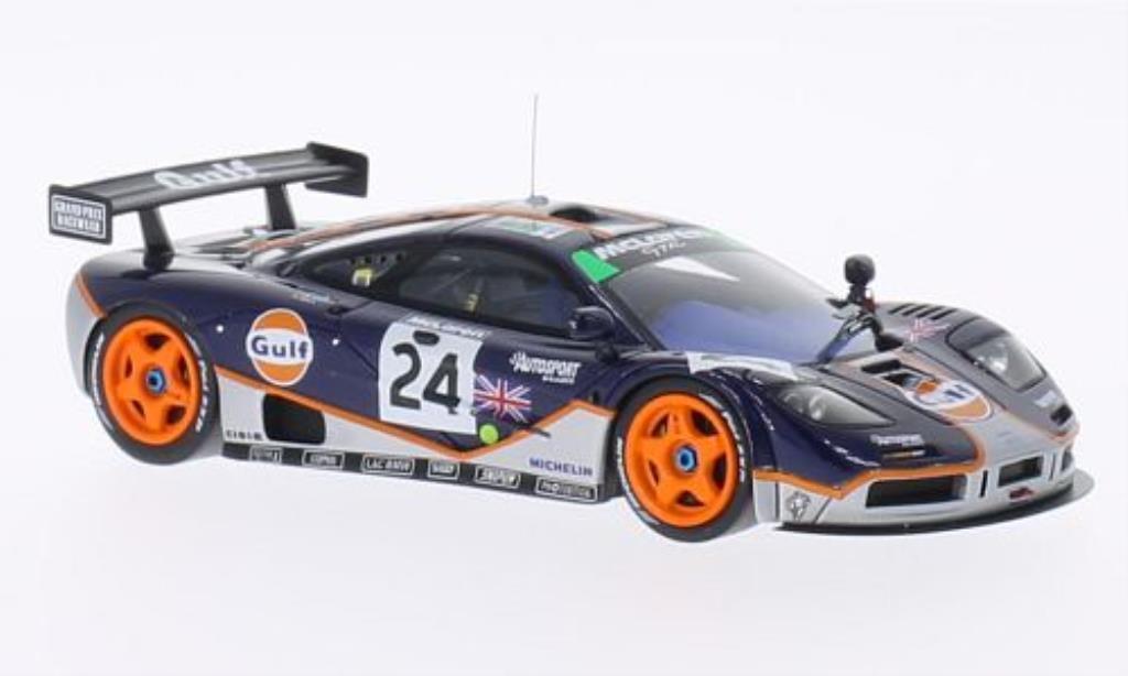 TSM124336:1/43 McLaren F1 GTR  Gulf  1995 Le Mans 24Hr 4th Pl. Lemans M.Blundell