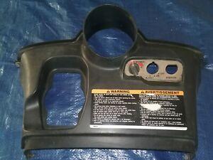 1994-94-95-96-Yamaha-VMAX-4-V-MAX-500-600-Dash-Plastics-Steering-Shroud-Cover