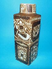 Royal Copenhagen pottery vase 'Fajance'  By Nils Thorsson  1st quality (7447)