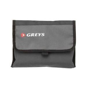 Greys-Mer-Peche-Porte-Feuille-pour-Crochet-Paquets-Lignes-amp-Montage-Etc