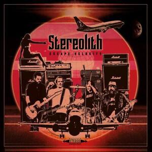 Stereolith-Escape-Velocity-Vinyl-LP-LP-NEU-OVP