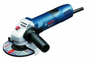 Bosch Professional - Miniamoladora GWS 7-115 E, 115 mm, 720 W