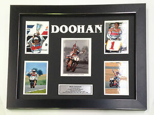 MICK-DOOHAN-PROFESSIONALLY-FRAMED-SIGNED-PHOTO-COLLAGE-WITH-PLAQUE