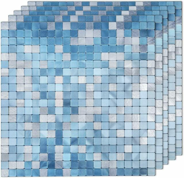 Price is per 10-sheet box. Subway Glass Tile Mosaic for Bathroom or Back-splash