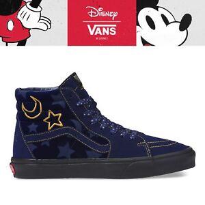 9b79482fbf3e New VANS X DISNEY SK8-HI Mickey Mouse 90th Collection - SORCERER ...