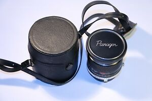 PANAGOR-Auto-Wide-angel-28-mm-1-2-5-LENS-MADE-IN-JAPAN