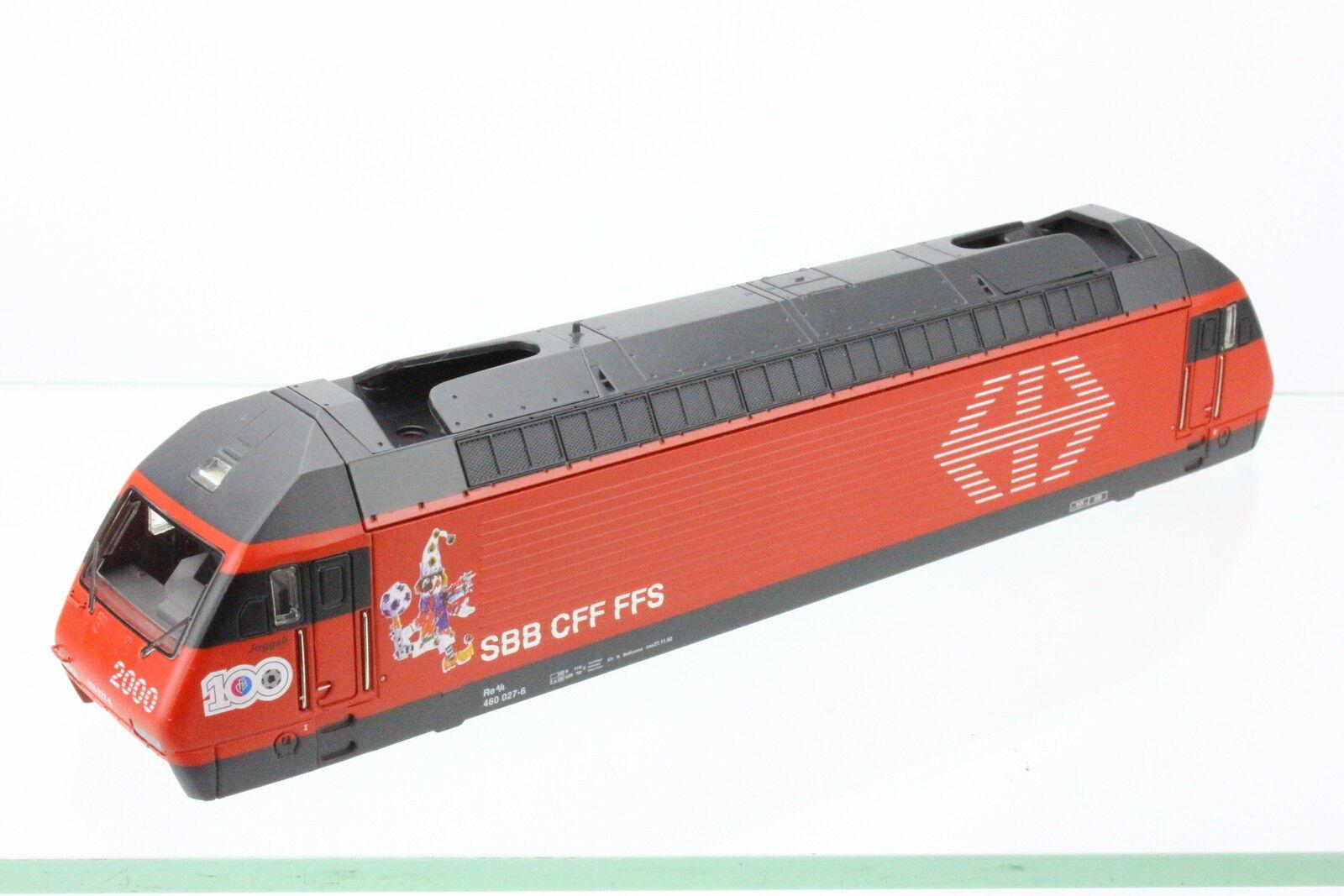 83460 chassis costruzione di e-Lok re 4/4 46002-6 SBB modello speciale  Joggeli