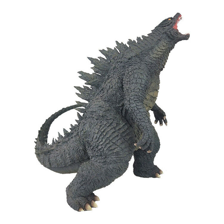 2019 Modelo De Resina Estatua Pintada De Godzilla estatuilla 2.5''H GK enorme Modelo