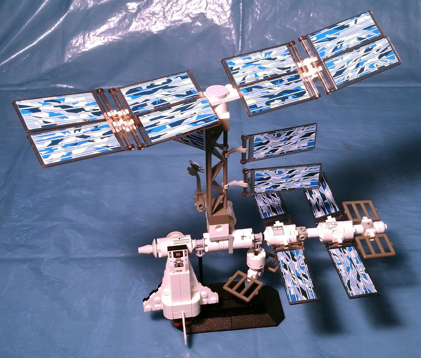 LEGO Space Space Space Nasa 7467 ISS - Int. Space Station +OBA +neu VP komplett 8b693e
