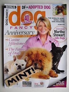 MARTHA-STEWART-Oct-2010-DOG-FANCY-ADOPTED-DOG-MAGAZINES-2-IN-1-ISSUE