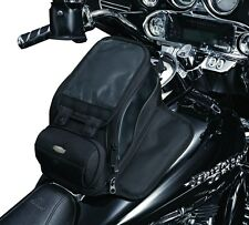 Kuryakyn 6611 Magnetic Tank Bag for Harley Touring Cruiser Motorcycle Luggage