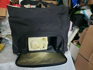 Medela Pump In Style Advanced Double Electric Breast Pump W On The Go Tote Bag Ebay