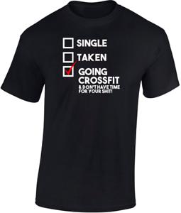 Going Crossfit T Shirt Nouveau Drôle Cadeau