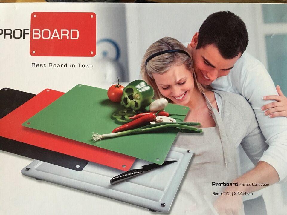 Skærebræt, Proofboard