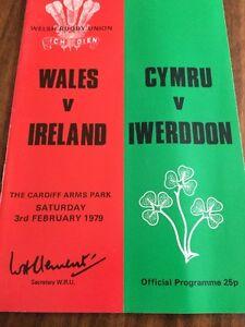 Wales V Ireland 321979 - Caerphilly, Caerphilly, United Kingdom - Wales V Ireland 321979 - Caerphilly, Caerphilly, United Kingdom