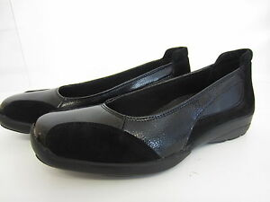 5 Scarpe casual Black donna Ripon Ee 5 B 4 r41a Fit 79307b Easy Uk ATxfvqq