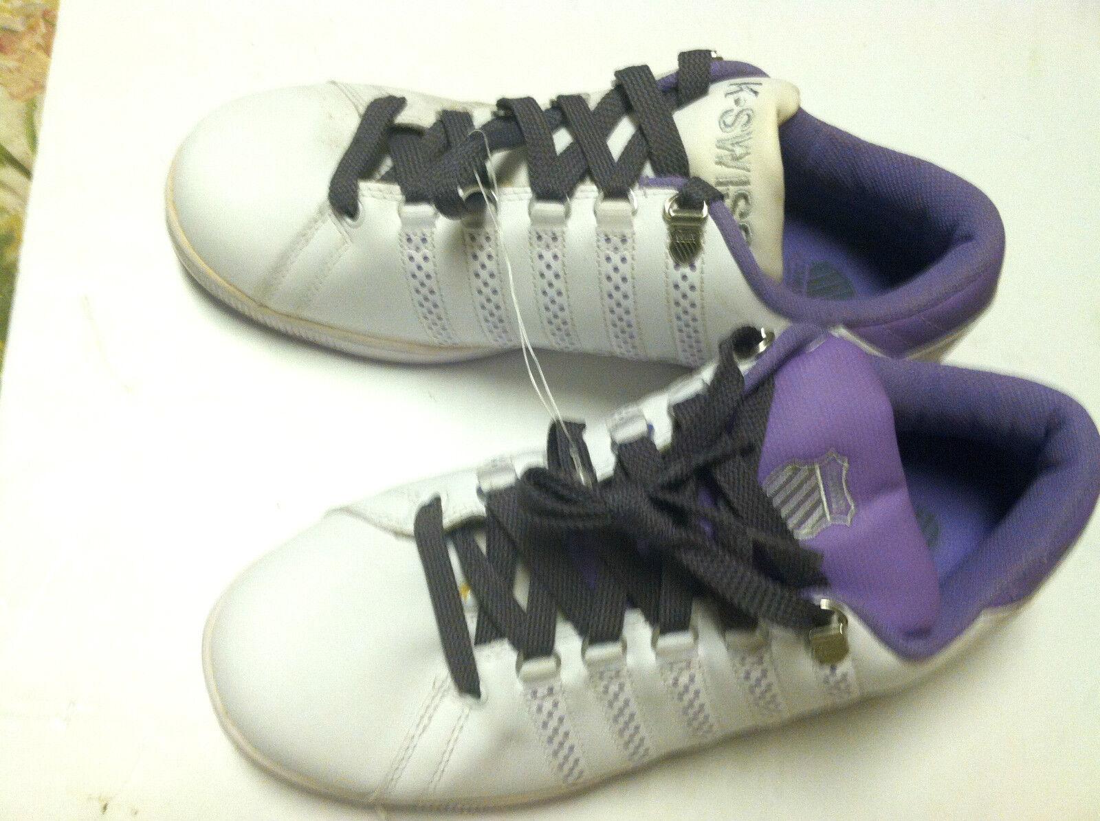 Zapatos promocionales para hombres y mujeres K-swiss - Zapatillas - Lengua Twister - Talla 8 - NWOB - b-sho-12
