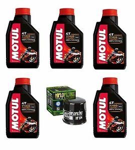 REPLACEMENT-OIL-MOTUL-7100-15W-50-OIL-FILTER-for-YAMAHA-YZF-R1-1000-2016