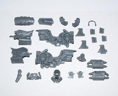 Adeptus Custodes Vertus Praetors Dawneagle Jetbike Bolters /& Missiles B024