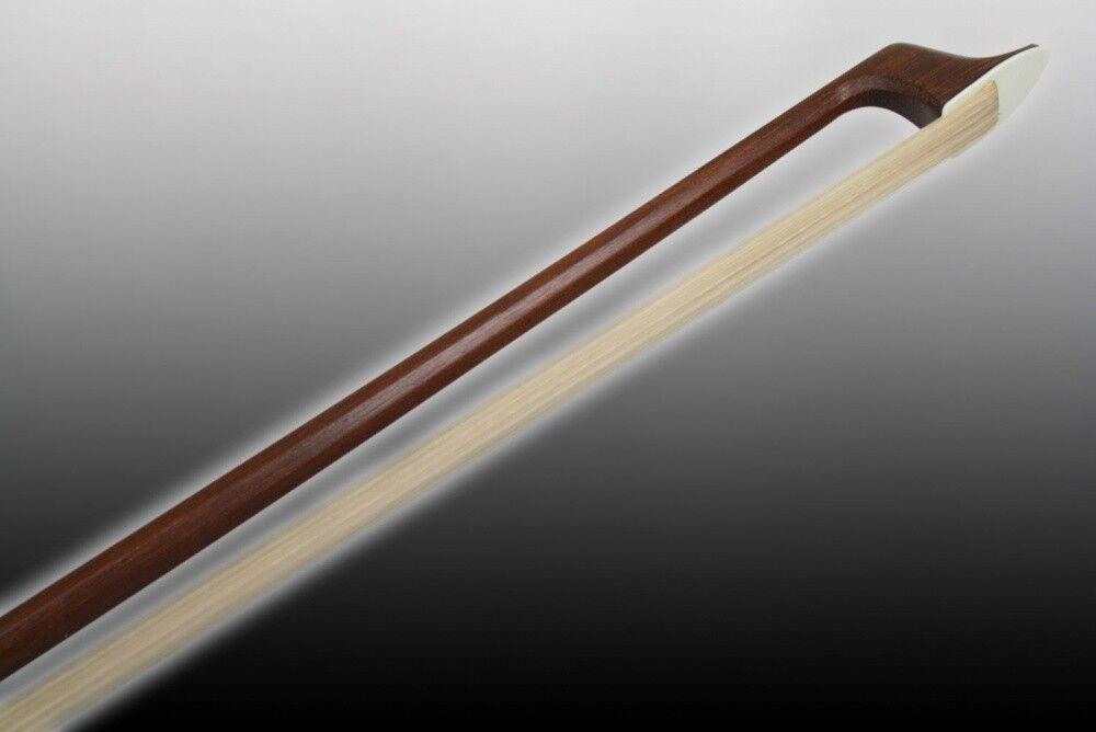Brasilholz 4 4    Student  violín arco violin Bow mandíbula barra brandz.  Germany  4b93f0