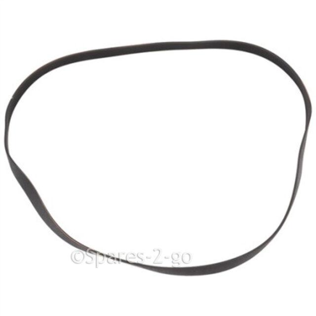 Poly-Vee Drive Belt for Indesit Washing Machine Washer Dryer Poly-V 1046mm H8