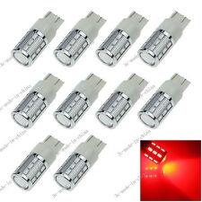 10X Red T20 7443 7440 18 5630 1 Cree Q5 LED Blub Turn Sig Light 12V G028