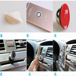 Universal-Magnetic-Support-Cell-Phone-Car-Holder-Mount-Mobile-Cell-Phone