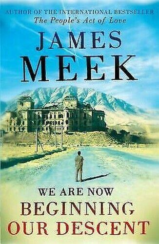 Wir Sind Jetzt Beginning Our Descent von Meek, James