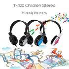Sale Adjustable Stereo Headphones Mic for Girls Boys Children Kids Headset er